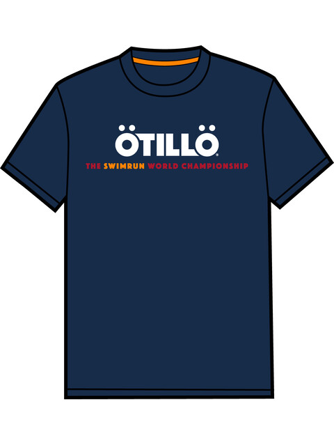 ÖTILLÖ M's T-shirt Design 1 Navy